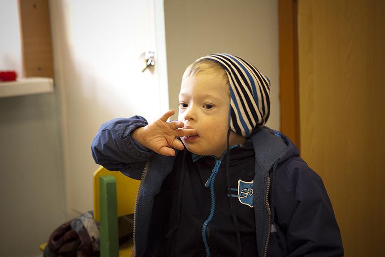 12. Архип – один из самых маленьких детей в Домике