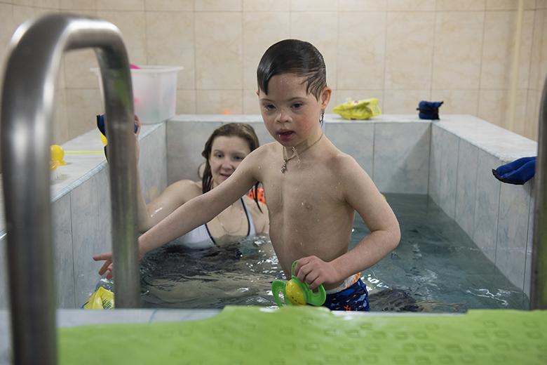 3. Большего счастья и удовольствия, чем бассейн, и пожелать невозможно