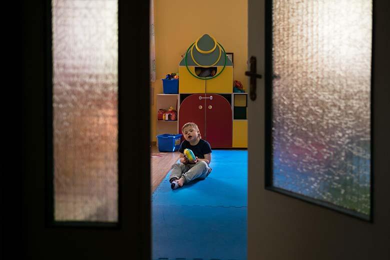 3. Антошка научился играть в игрушки одним из первых в Домике