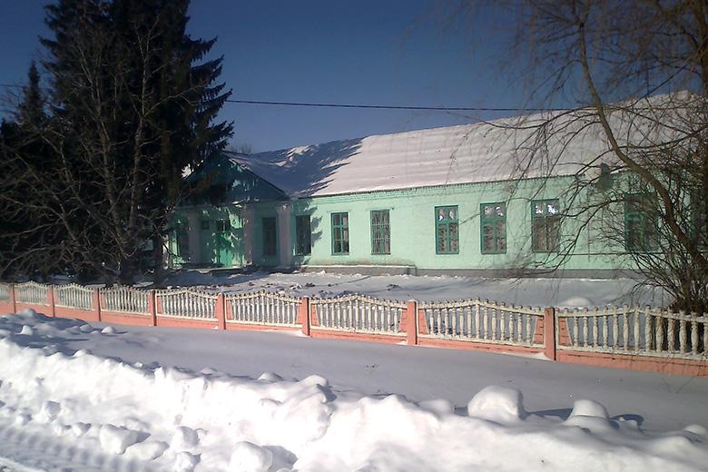 Школа села Березовка