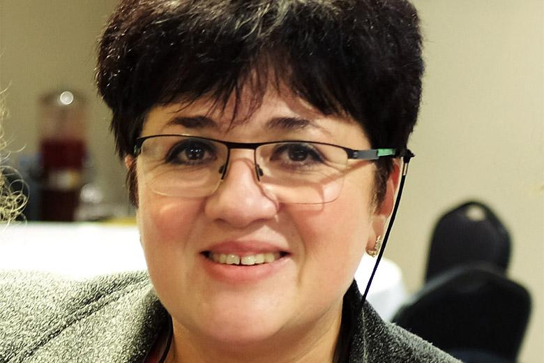 Директор департамента ТКМ клиники Хадасса Полина Степенски