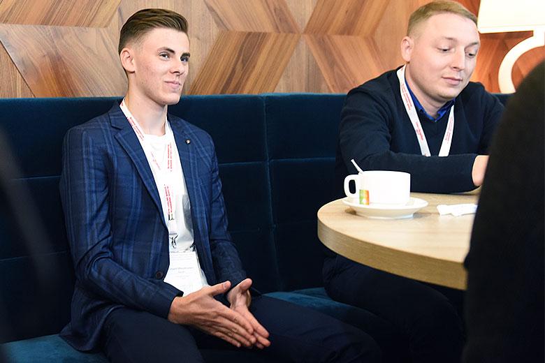 Гордей Чагин и Евгений Павлов