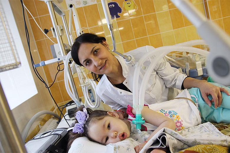 Софья Гусева и ее мама Юлия Рахматуллина