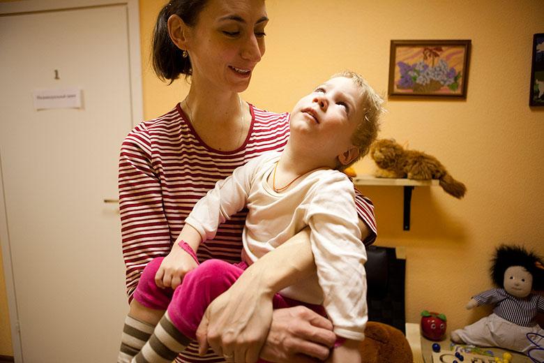 7. По-настоящему работа специалиста начинается тогда, когда мама приняла реальность