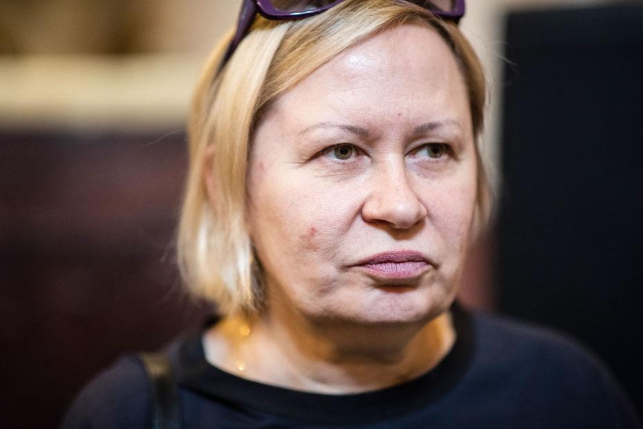 Окружающий мир для Ольги Корсаковой – большие цветные пятна. Она мечтает, чтобы тактильные экспонаты были в каждом музее